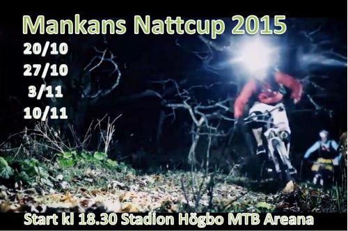 Nattcup 2015